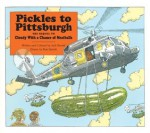 Pickles to Pittsburgh: A Sequel to Cloudy with a Chance of Meatballs (with audio recording) (Aladdin Picture Books) - Judi Barrett, Ron Barrett