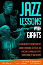 Jazz Lessons with Giants - Bob Mintzer, Bob Sheppard, David Liebman, Doron Orenstein