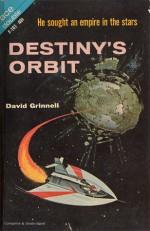 Destiny's Orbit - Donald A. Wollheim, David Grinnell
