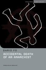 Accidental Death of an Anarchist - Dario Fo, Simon Nye, Joseph Farrell