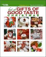 Best of Gifts of Good Taste: Christmas & Everyday - Leisure Arts, Leisure Arts
