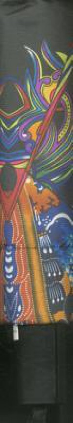 Dancing Kaleidoscope Umbrella - Paula Nadelstern