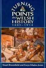 Turning Points in Welsh History: 1485-1914 - Stuart Broomfield, Euryn Madoc-Jones, Euryn Macdoc-Jones