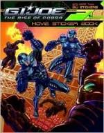 G.I. JOE Movie Sticker Book (G.I. Joe Movie) - Edgar Echeverria, Dan Panosian, Edgar Echeverria, Jr.