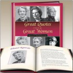 Great Quotes from Great Women - Peggy Anderson