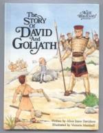 Story of David & Goliath - Alice Joyce Davidson