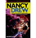 [ The Girl Who Wasn't There (Nancy Drew Graphic Novels (Papercutz Paperback) #04) ] THE GIRL WHO WASN'T THERE (NANCY DREW GRAPHIC NOVELS (PAPERCUTZ PAPERBACK) #04) by Petrucha, Stefan ( Author ) ON Jan - 24 - 2006 Paperback - Stefan Petrucha