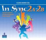 In Sync 2 Class Audio CDs A & B - Ingrid Freebairn, Jonathan Bygrave, Judy Copage