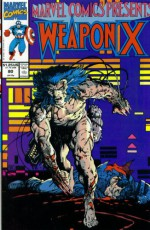 Marvel Comics Presents #80 : Wolverine as Weapon X, Captain America, Daughters of the Dragon, & Mr. Fantastic (Marvel Comics) - Barry Windsor-Smith, Steve Ditko, Jo Duffy, Danny Fingeroth, Barry Windsor-Smith, Steve Ditko, Chris Tsuda, Dennis Jensen