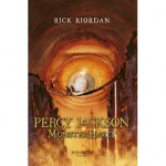 Percy Jackson og Monsterhavet (Percy Jackson, #2) - Rick Riordan, Torleif Sjøgren-Erichsen