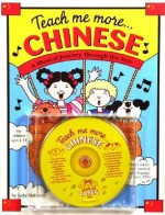 Teach Me More Chinese: A Musical Journey Through the Year - Judy Mahoney