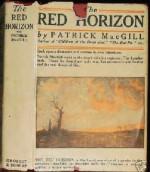 The Red Horizon - Patrick MacGill