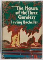The House of Three Ganders - Irving Bacheller