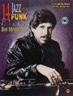 14 Jazz & Funk Etudes: B-Flat Instrument (Tenor Sax, Soprano Sax, Clarinet) (Book & CD) - Bob Mintzer