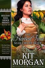 The Harvest Time Mail-Order Bride (Holiday Mail Order Brides Book 14) - Kit Morgan