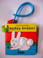 Touch and Feel Buggy Buddies: Pets - Jo Lodge