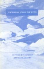 Voices From Across The Water - Matthías Johannessen, Bernard Scudder, Joe Allard, Kristján Karlsson