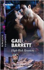 High-Risk Reunion - Gail Barrett