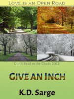 Give An Inch - K.D. Sarge