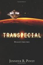 Transpecial - Jennifer R. Povey