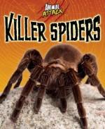 Killer Spiders - Alex Woolf