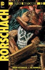Before Watchmen: Rorschach #3 - Brian Azzarello, John Higgins, Lee Bermejo