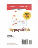Psychology [MyPsychLab with eText Student Access Code Card] - Saundra K. Ciccarelli, J. Noland White