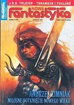 Nowa Fantastyka 168 (9/1996) - J.R.R. Tolkien, Iwona Żółtowska, Andrzej Zimniak, John Brosnan, Adrian Chmielarz