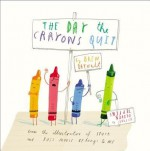 [ THE DAY THE CRAYONS QUIT By Daywalt, Drew ( Author ) Hardcover Jun-27-2013 - Drew Daywalt