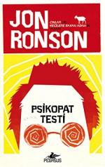 Psikopat Testi - Jon Ronson