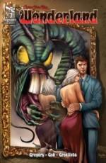 Wonderland #7 - Raven Gregory, Sheldon Goh, Ulises Grostieta, Jim Campbell