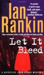 Let it Bleed - Ian Rankin