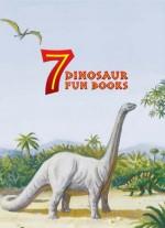 7 Dinosaur Fun Books - Dover Publications Inc.