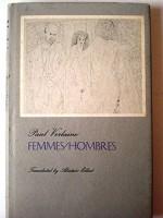 Women/Men: Parallel Text - Paul Verlaine, A. Elliot