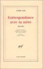 Correspondance Avec Sa Mère: 1880 1895 - André Gide