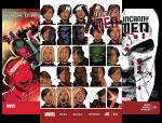 Uncanny X-Men: The Good, The Bad, The Inhuman #14-18 (5 Book Series) - Brian Bendis, Chris Bachalo, Kris Anka, Marco Rudy, Alexander Lozano