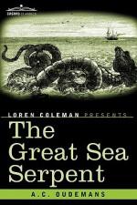 The Great Sea Serpent - Antoon Cornelis Oudemans, Loren L. Coleman