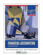 Financial Accounting, 7th Edition for Ccac South - Jerry J. Weygandt, Donald E. Kieso, Paul D. Kimmel
