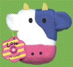 Cosy Cuddlers: Cow [With Plush Cow Head Attached] - Jo Lodge
