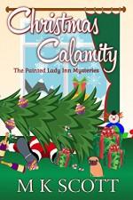 Christmas Calamity - M.K. Scott