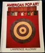American Pop Art - Lawrence Alloway
