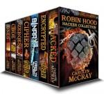 Robin Hood Hacker Collection: Including the #1 Techcno-Thriller Encrypted - Carolyn McCray