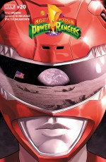 Mighty Morphin Power Rangers #20 - Kyle Higgins, Hendry Prasetya, Jamal Campbell