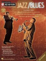 Jazz/Blues: 9 Favorite Tunes [With CD] - Mark Taylor, Hal Leonard Publishing Corporation