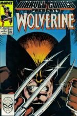 Marvel Comics Presents #2 : Wolverine, Man-Thing, Master of Kung Fu, & The Captain (Marvel Comic Book 1988) - Chris Claremont, Doug Moench, Steve Gerber, Al Milgrom, Al Milgrom, John Buscema, Tom Grindberg, Tom Sutton