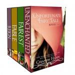 Unfortunate Fairy Tale Boxed Set (Books 1-4) - Chanda Hahn