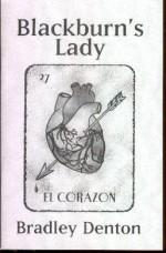 Blackburn's Lady - Bradley Denton
