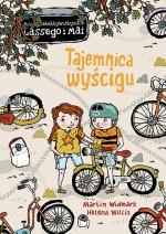Tajemnica wyścigu - Helena Willis, Barbara Gawryluk, Karl Martin Widmark