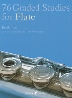76 Graded Studies for Flute, Book Two - Paul Harris, Sally Adams