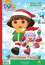 Christmas Fiesta (Dora the Explorer) - Golden Books, Jason Fruchter